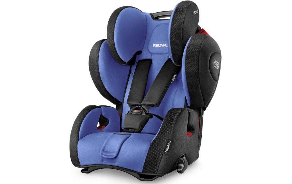 recaro young sport hero 2016 2017 racing edition testy adac. Black Bedroom Furniture Sets. Home Design Ideas