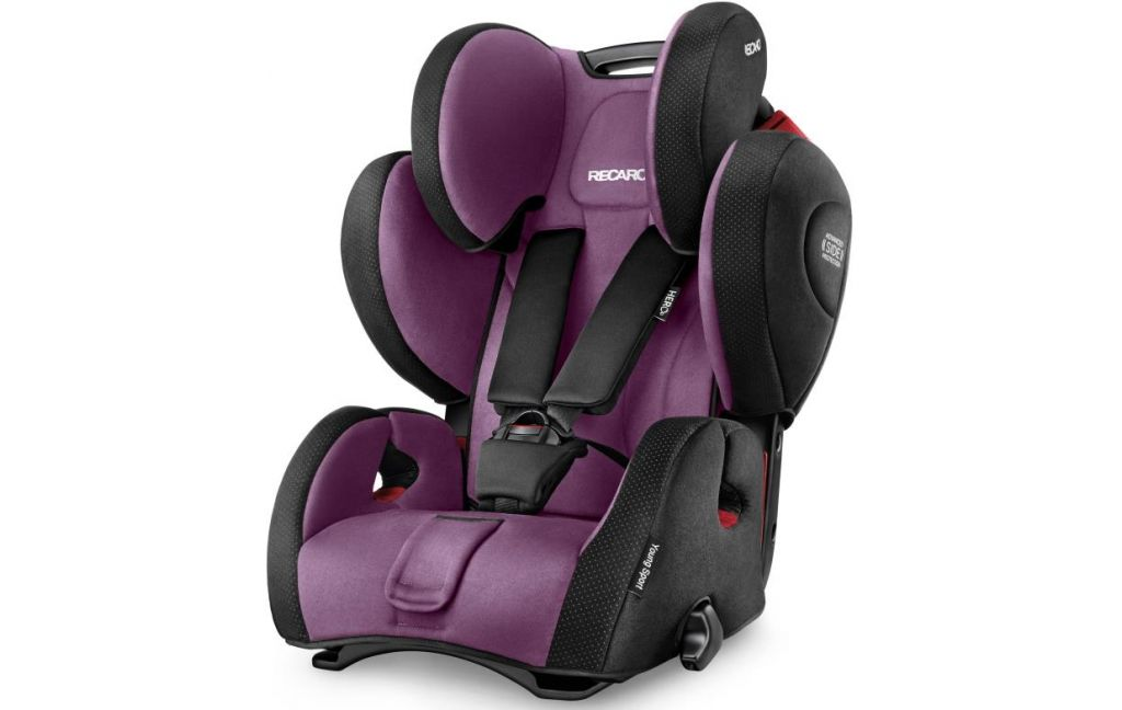 recaro young sport hero 2015 fotelik samochodowy 9 36 kg. Black Bedroom Furniture Sets. Home Design Ideas