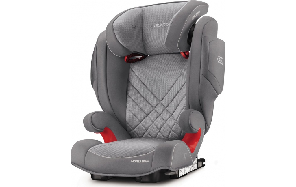 recaro monza nova 2 seatfix 2016 17 fotelik test adac 4. Black Bedroom Furniture Sets. Home Design Ideas