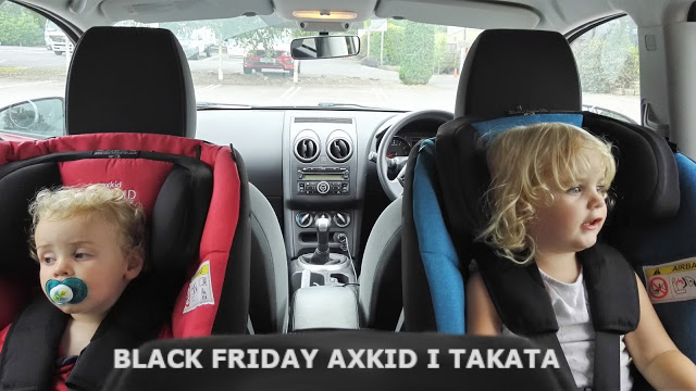 Black Friday Axkid Takata