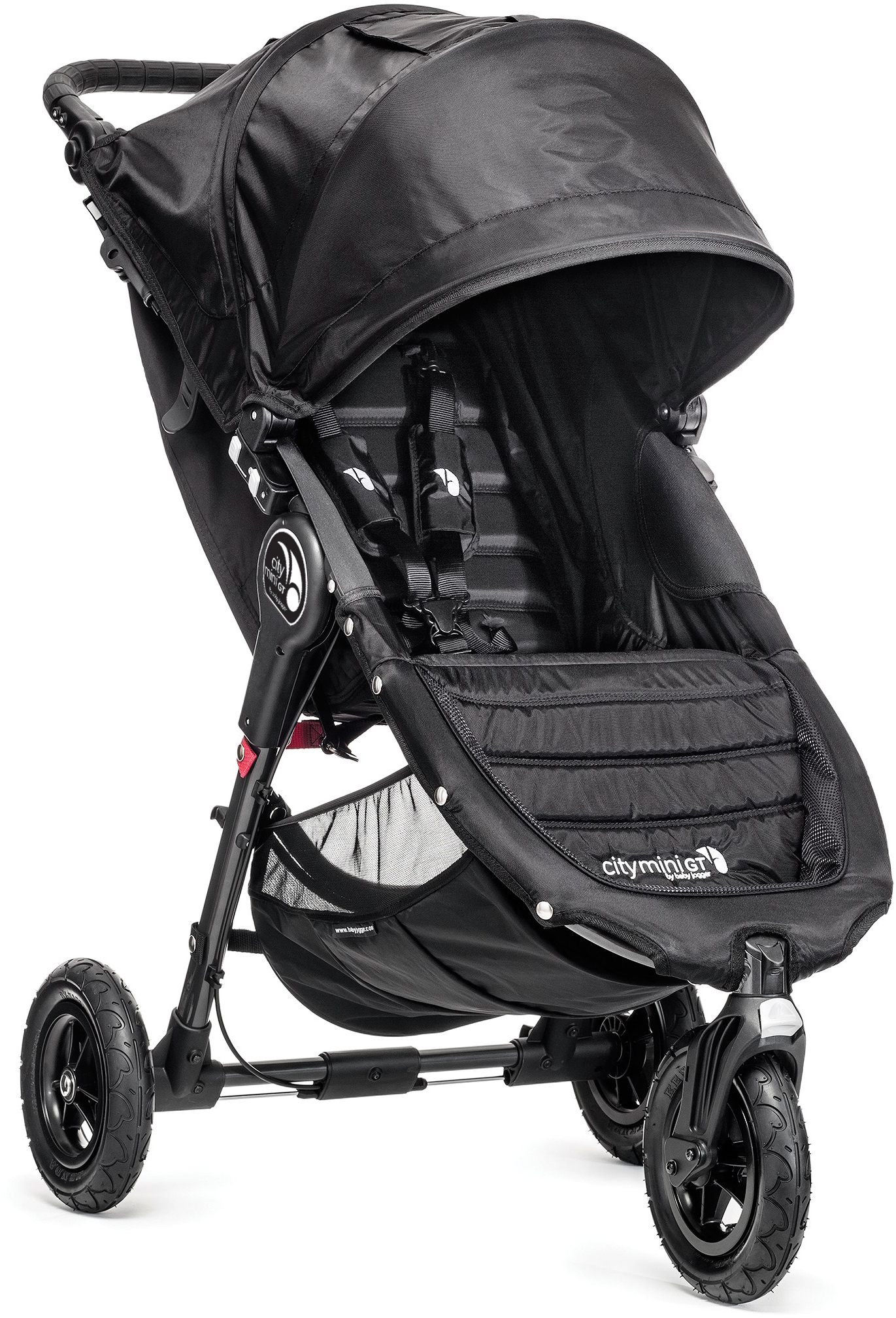 Wózek spacerowy Baby Jogger City Mini GT, kolor Black