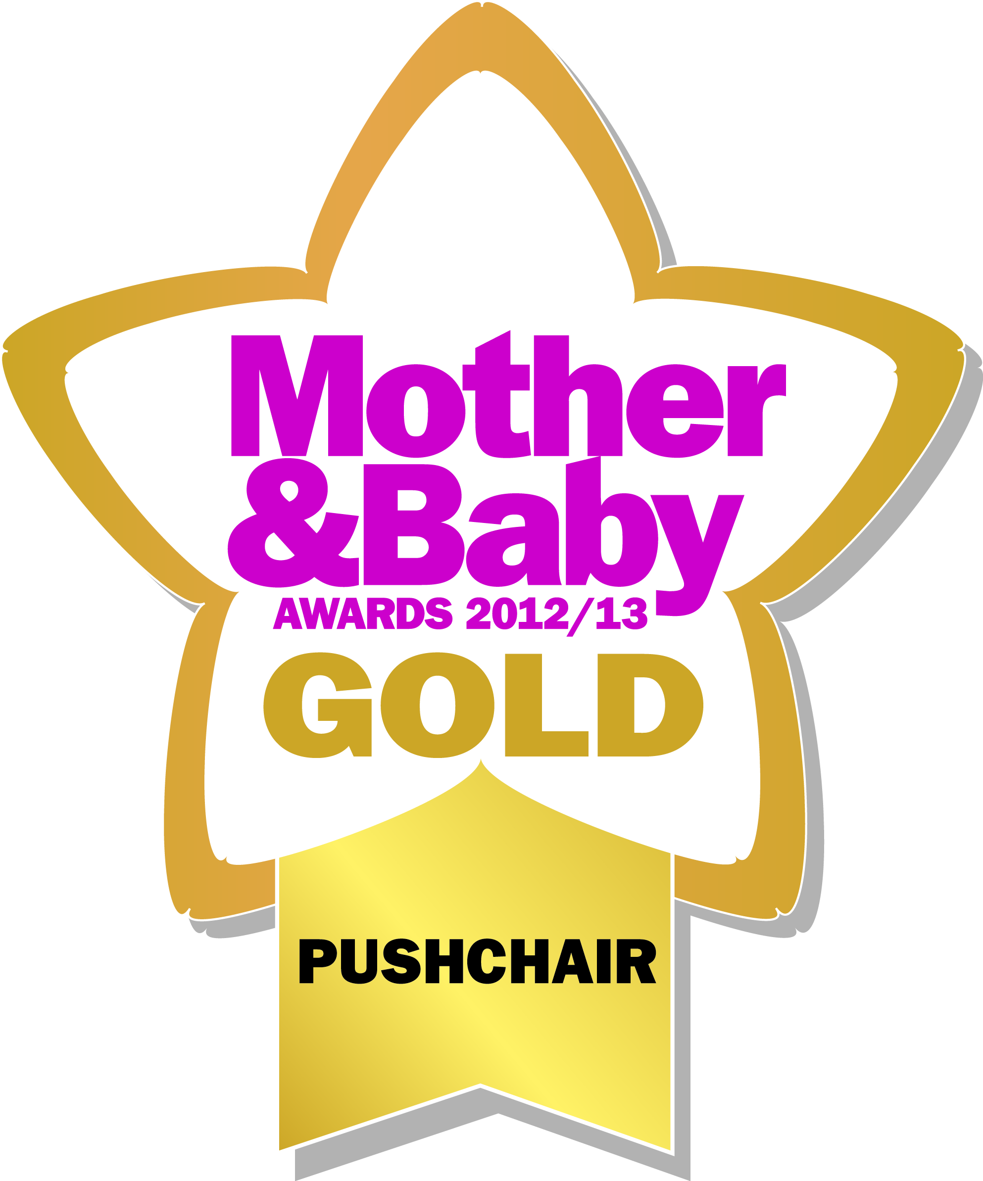2012 Mother Baby Gold Award