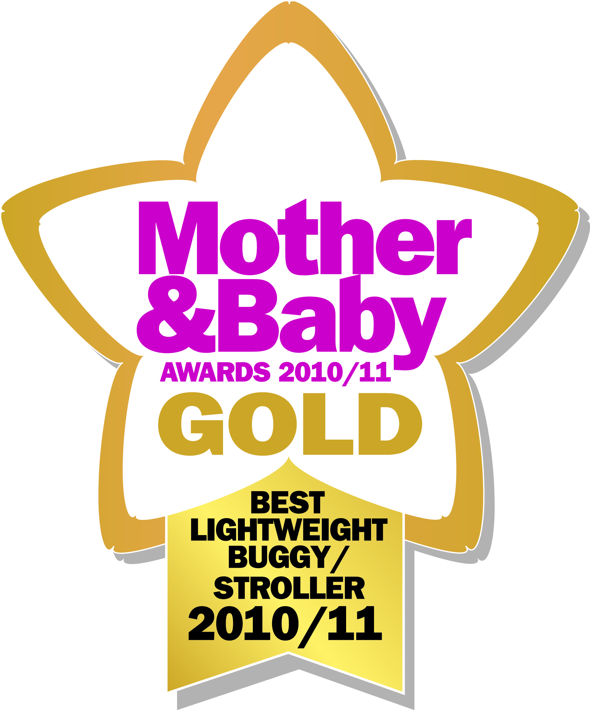 2011 Mother Baby Gold Award