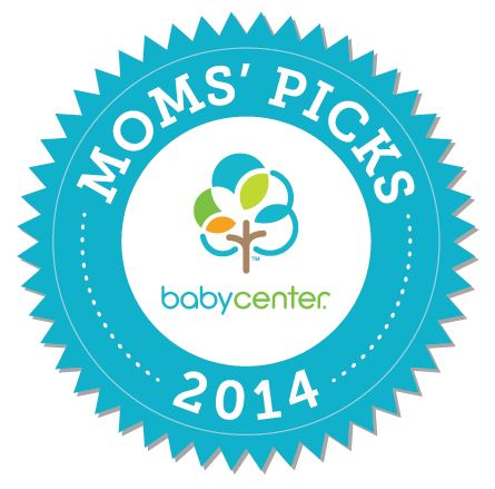 Baby Center Moms Picks Awards