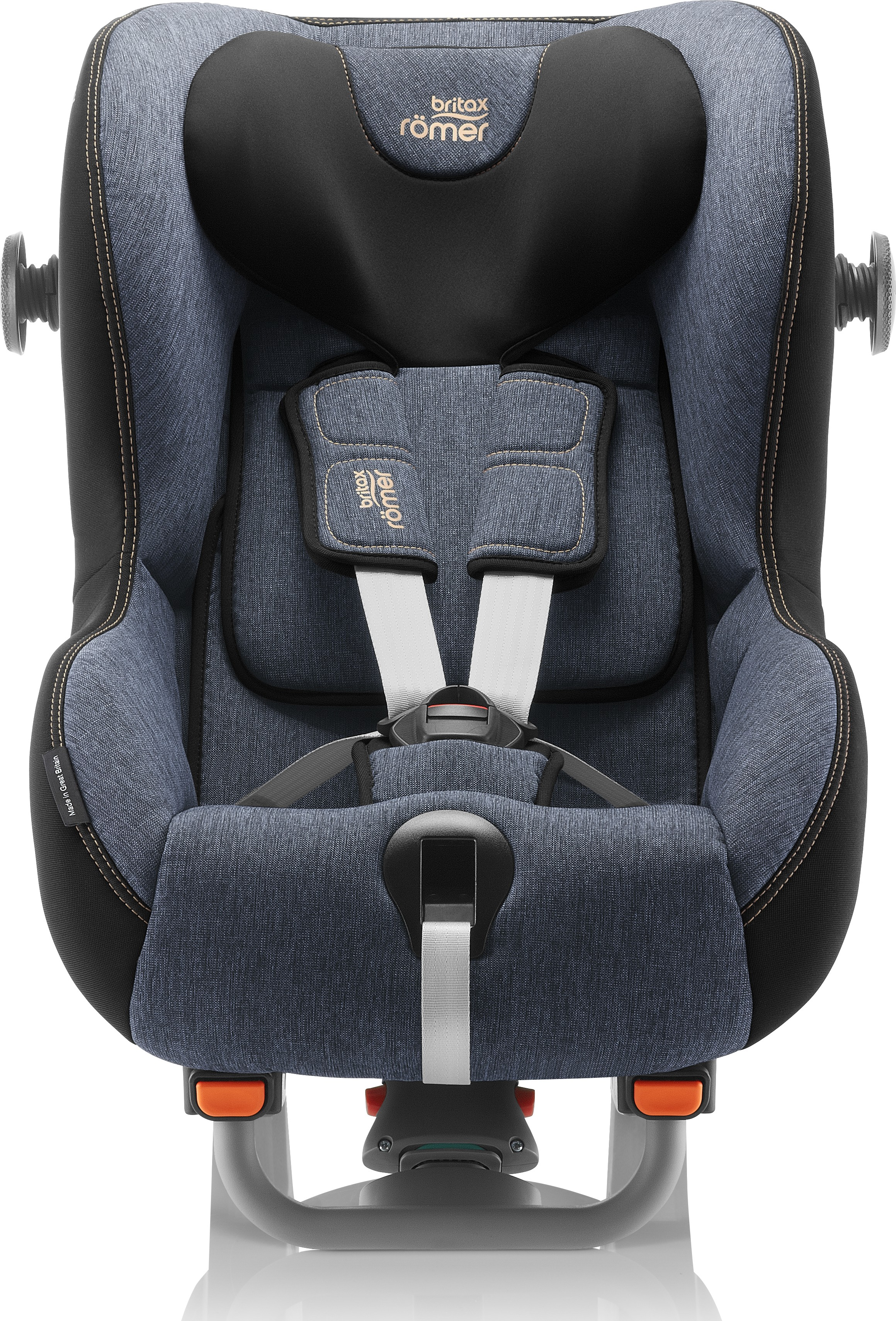 britax romer max-way plus blue marble