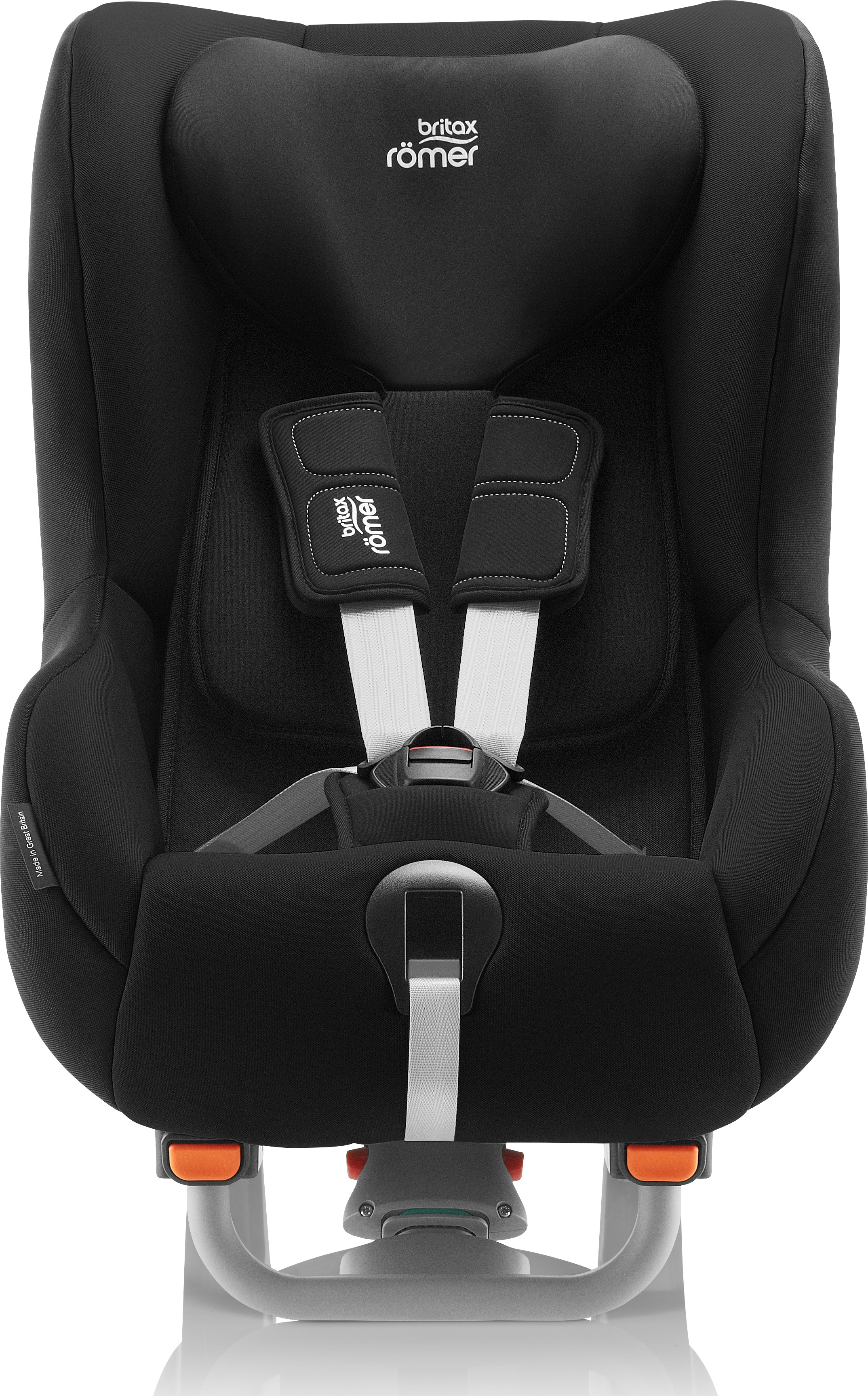 britax romer max-way plus cosmos black