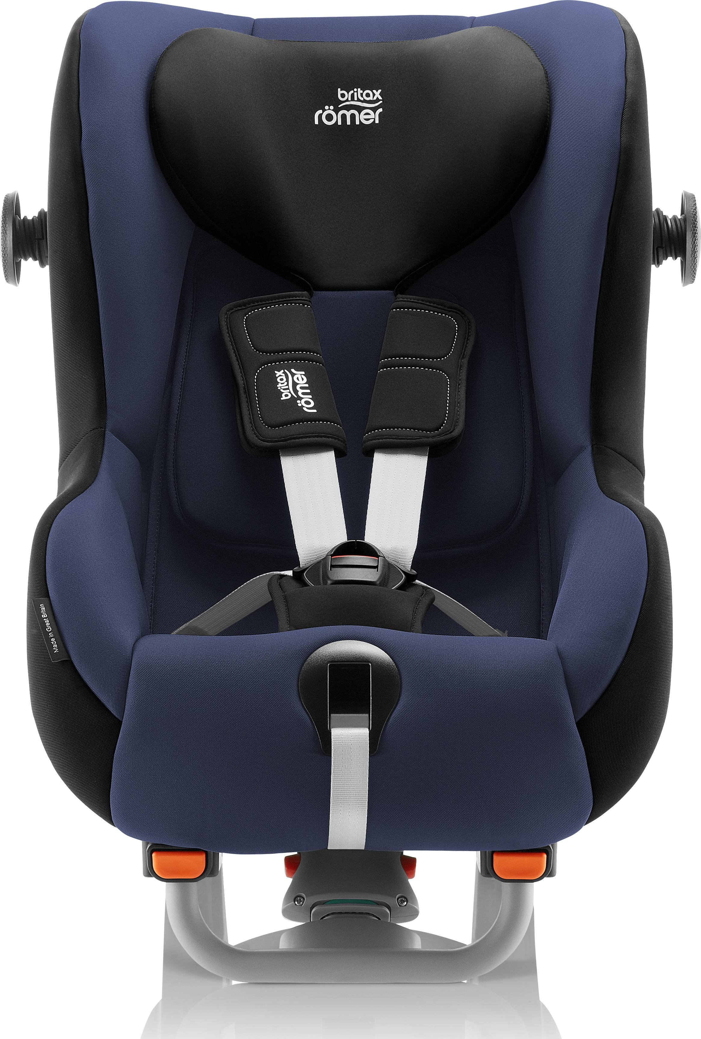 britax romer max-way plus moonlight blue