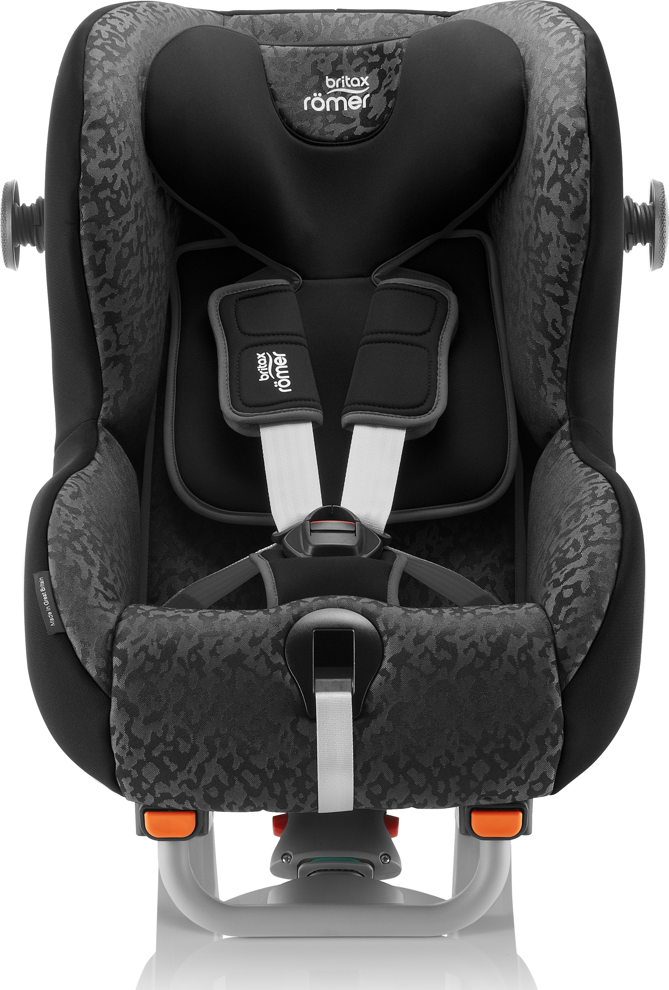britax romer max-way plus Mystic Black