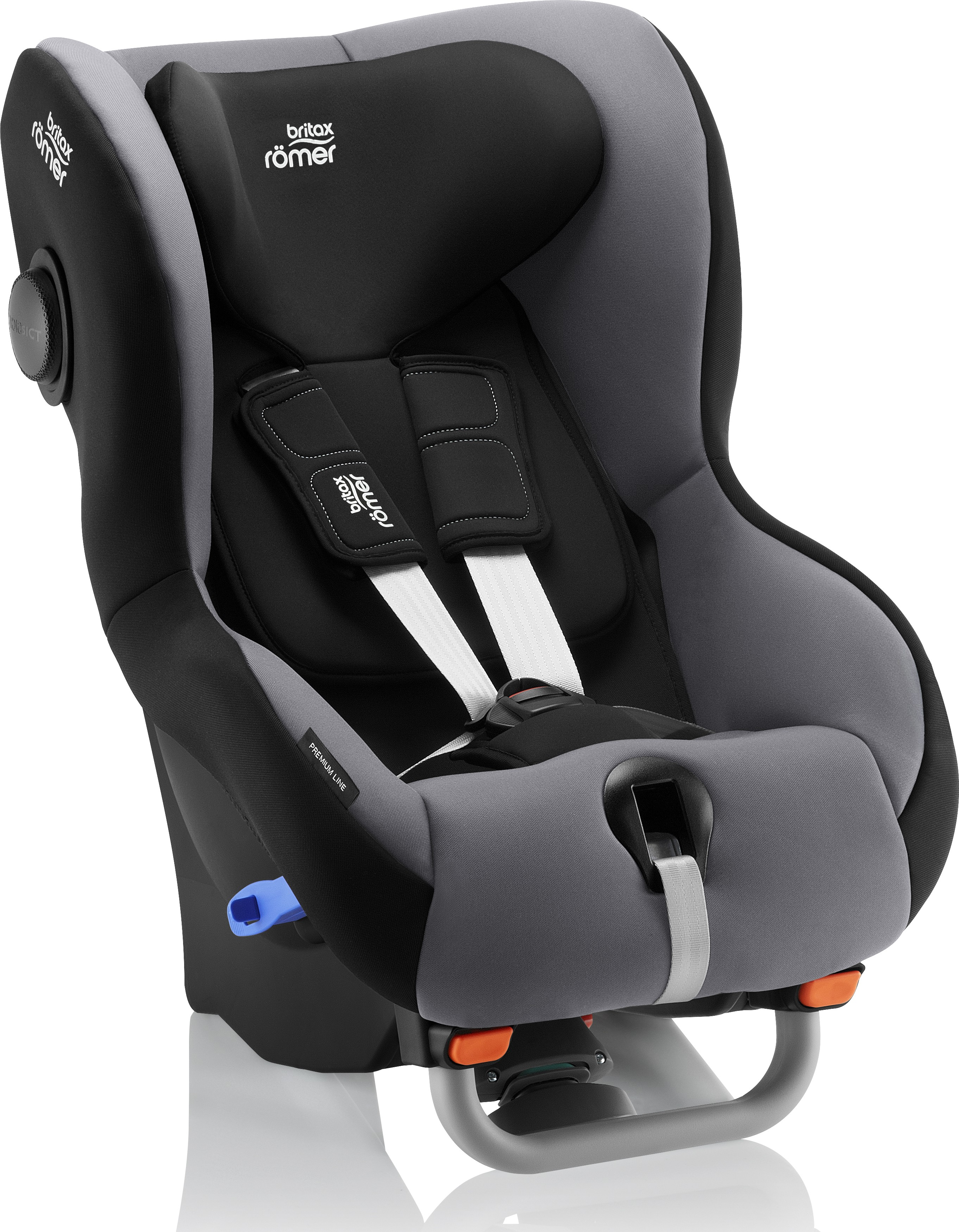 Britax Romer Max-Way Plus Storm Grey