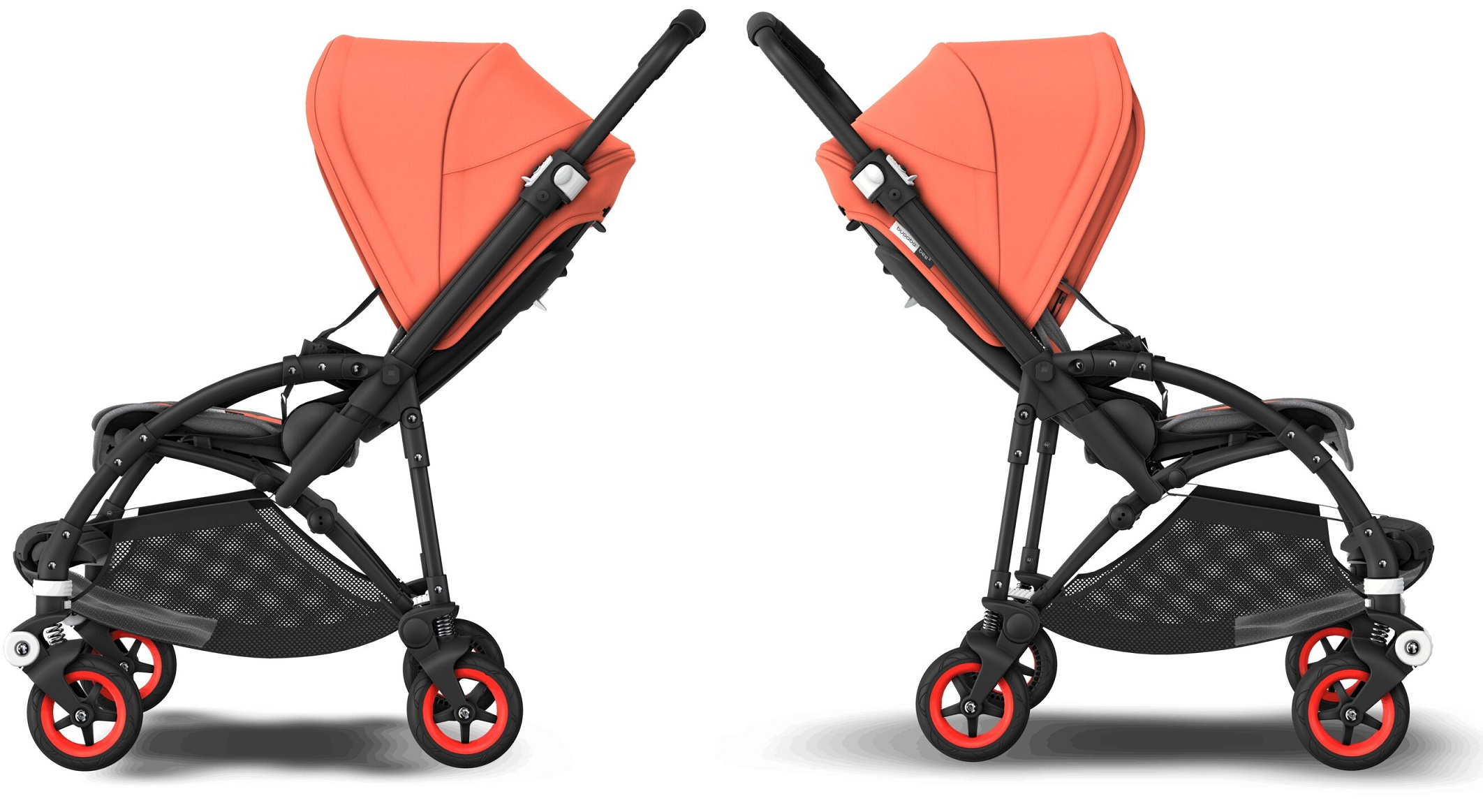 Bugaboo-Bee5-Coral-Limited