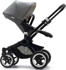 Wózek spacerowy Bugaboo Buffalo Classic Collection Grey Melange