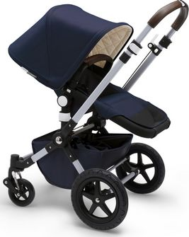 Wózek spacerowy Bugaboo Denim3 Classic Collection Navy Blue