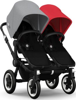 bugaboo donkey gm red