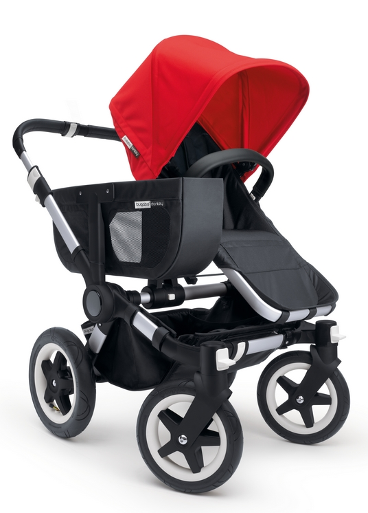bugaboo donkey mono plus spacerowka