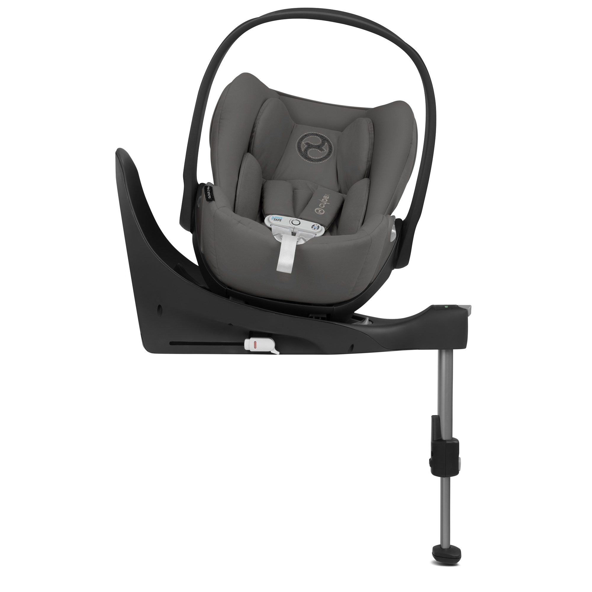 Cybex-Cloud-Z-Sensorsafe-i-Size-Manhattan-Grey-baza