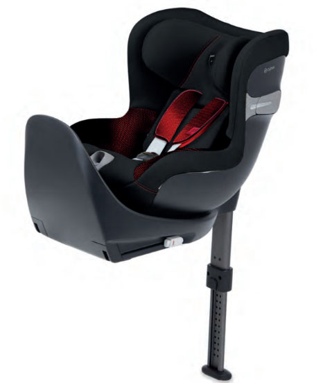 cybex pallas s fix fotelik samochodowy 9 36kg z isofix. Black Bedroom Furniture Sets. Home Design Ideas