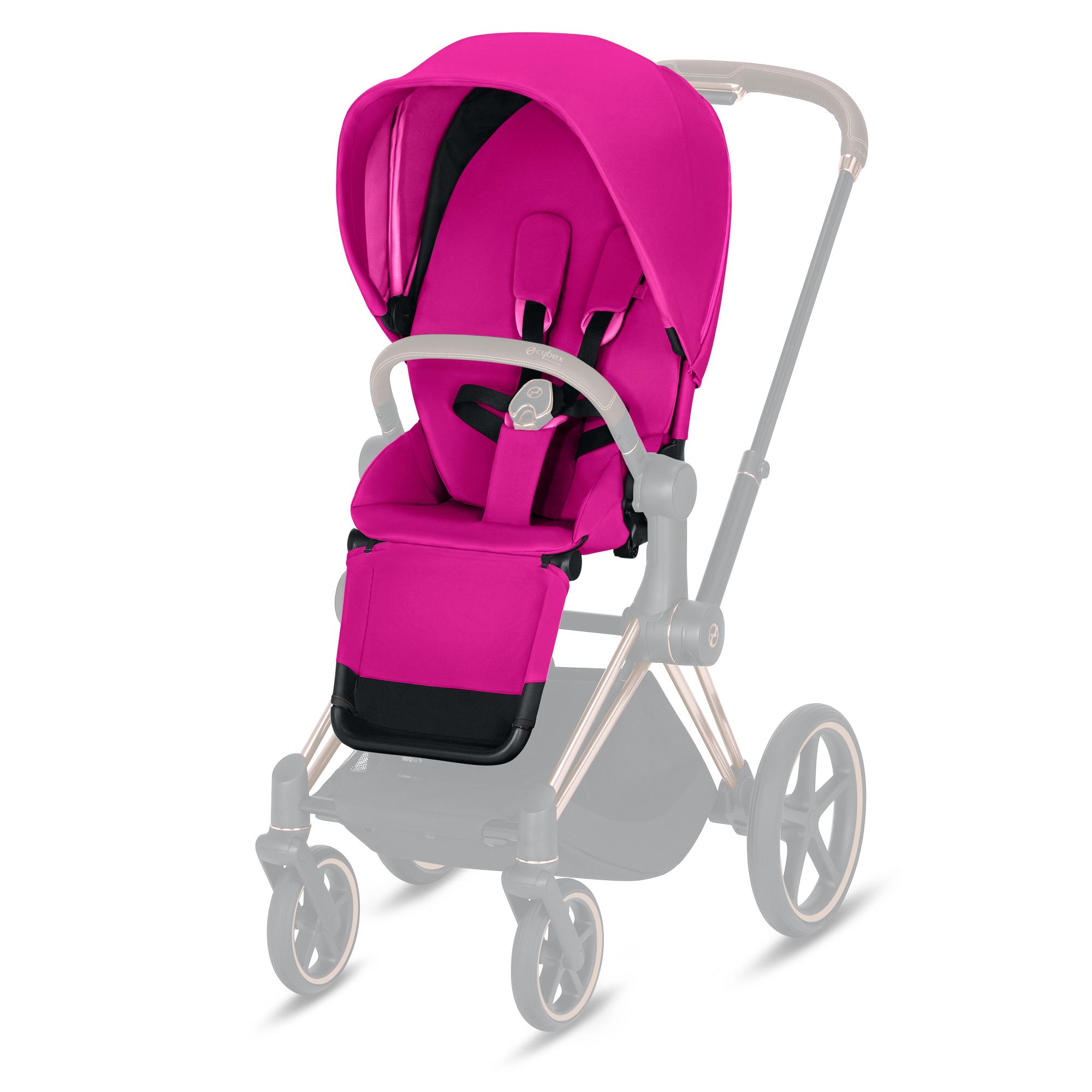 Cybex_Priam_2.0_Fancy_pink_spacerówka