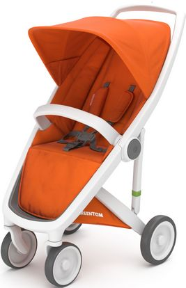 Greentom Upp Classic rama White materia Orange