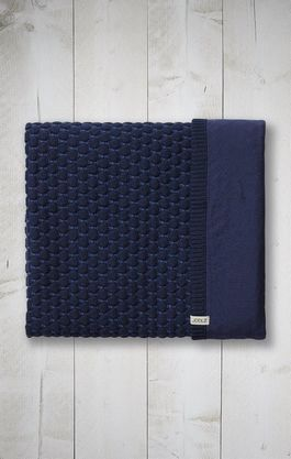Joolz Day Essential kocyk Blanket - blue