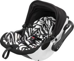 Kiddy Evoluna I-Size Zebra