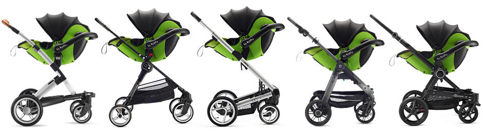 Kiddy Travel System