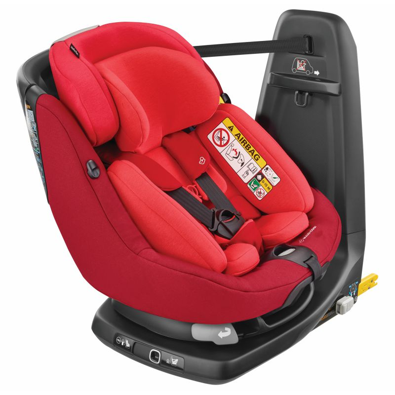 Maxi-Cosi-Axiss-Fix-Plus-Vivid-Red