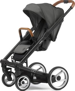 Spacerówka Mutsy IGO 2017 Urban Nomad Dark Grey, kolor Black