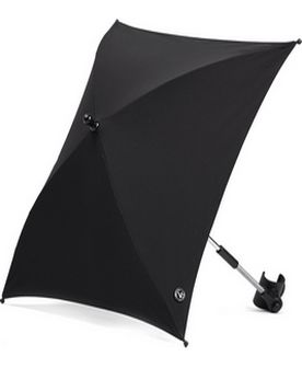 Parasolka IGO Reflect Cosmo Black 2016