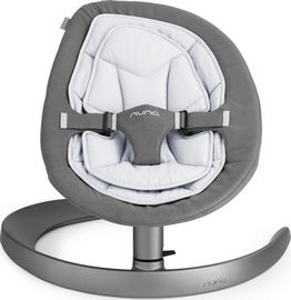 nuna leaf french grey