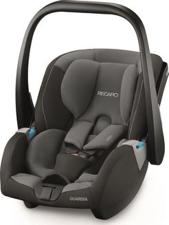 Recaro Guardia 2017, fotelik 0-13 kg Carbon Black