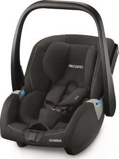 Recaro Guardia 2017, fotelik 0-13 kg Performace Black