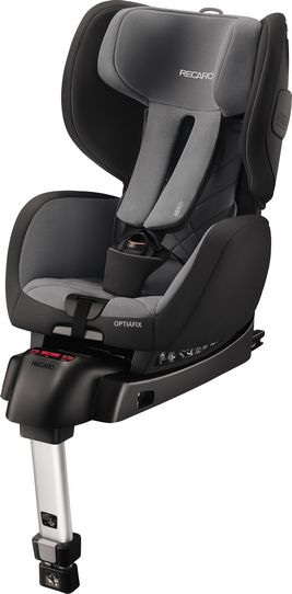 Recaro OptiaFix Carbon Black 2016