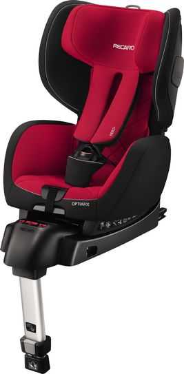 Recaro OptiaFix Racing Red 2016