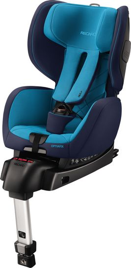 Recaro OptiaFix Xenon Blue 2016