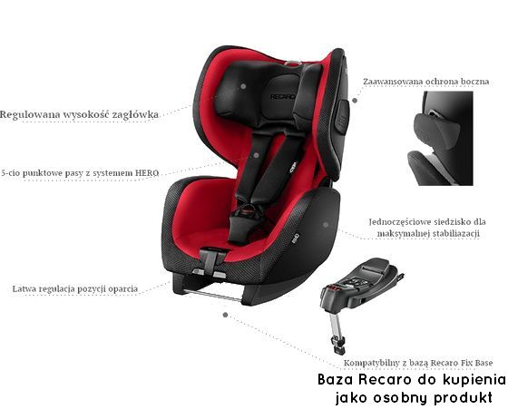 recaro optia opis