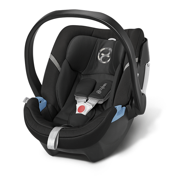 Cybex Aton 4 - Black Beauty