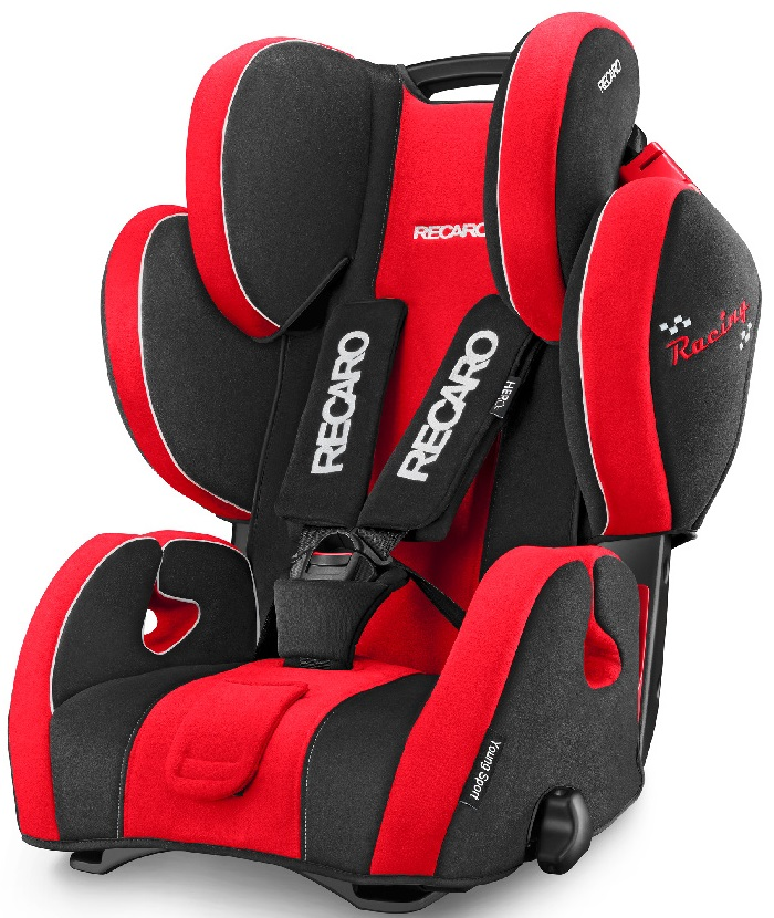 RECARO Young Sport HERO - Racing Edition LIMITED